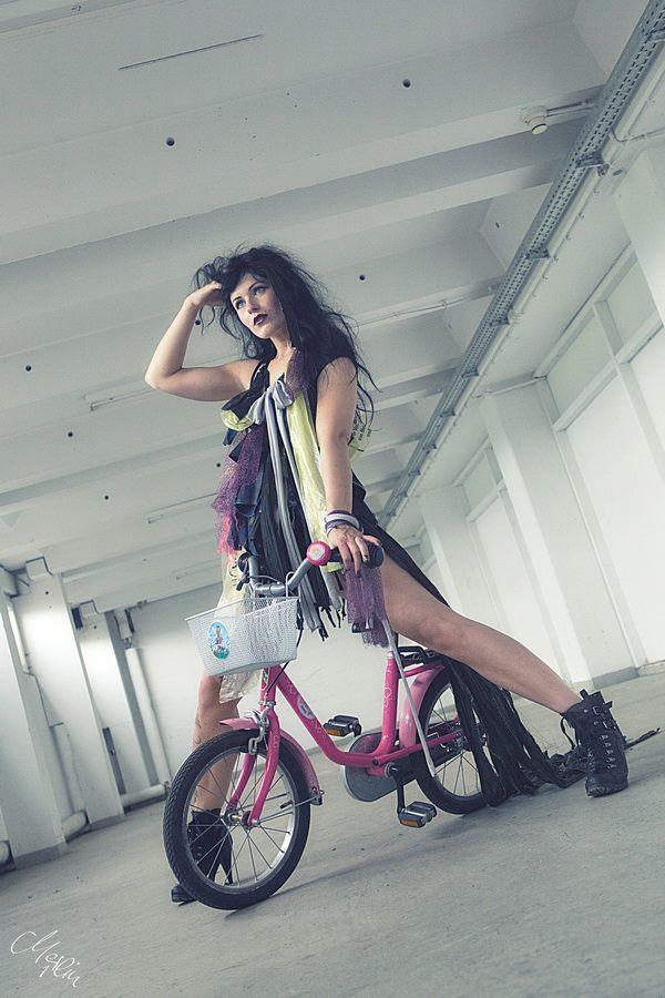 Trash Fashion Shooting Merlin1