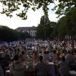 Le Diner en Blanc Darmstadt 2016