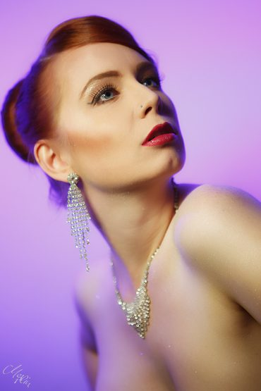 Beauty Portrait Schmuck