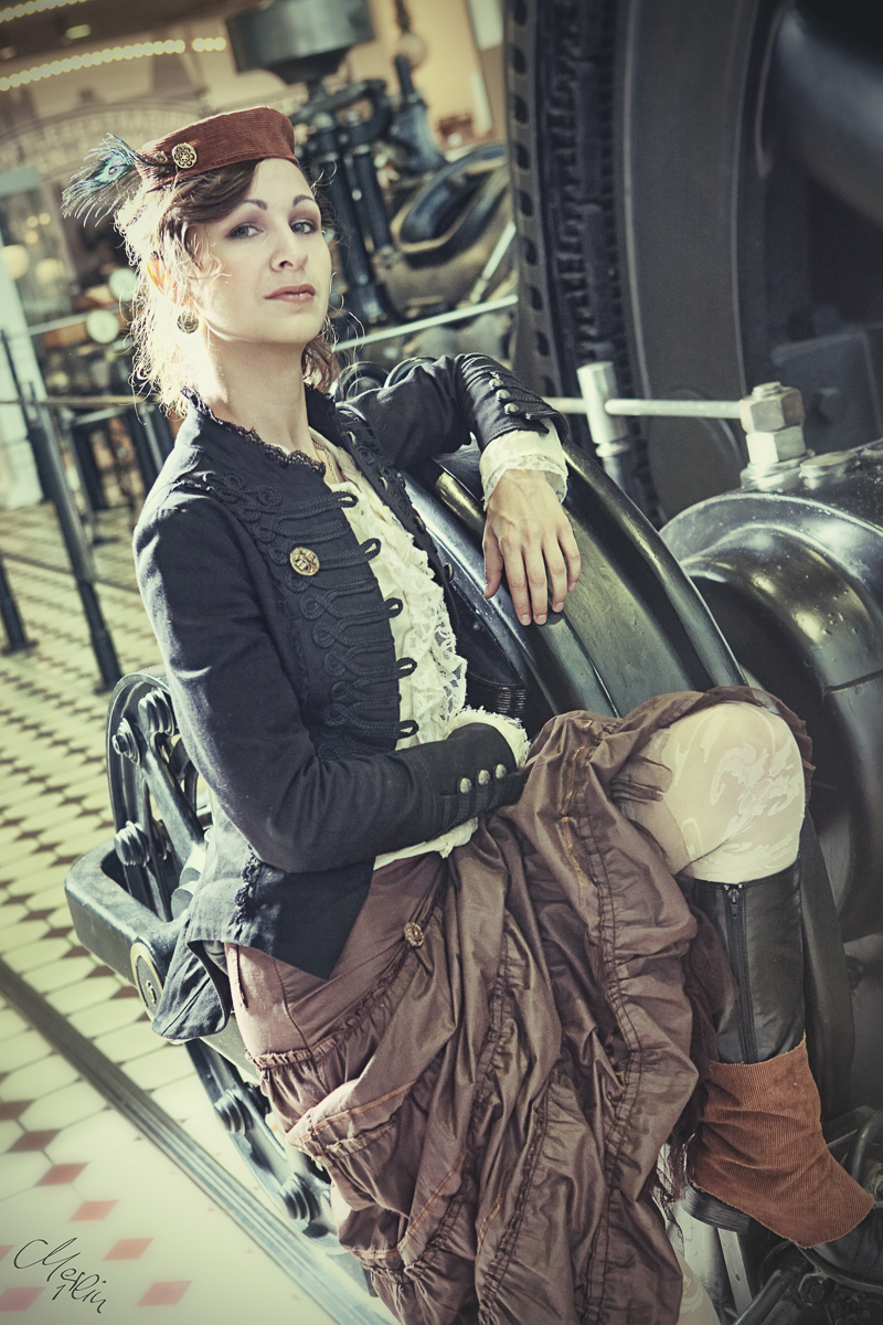 Steampunk Shooting Technikmuseum Mannheim